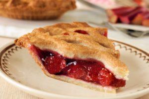 fresh pie